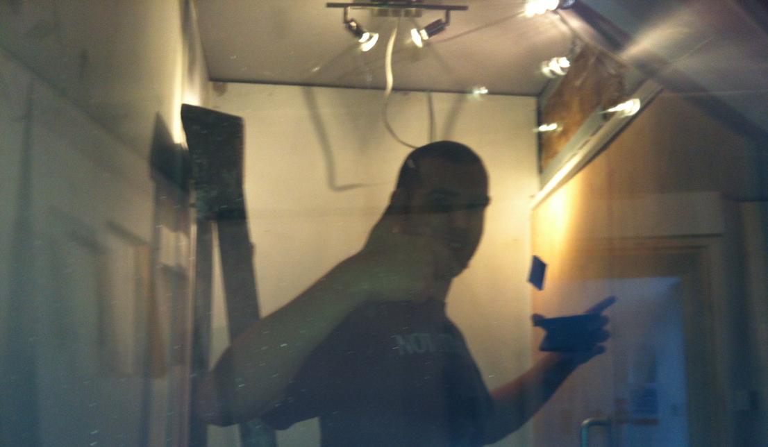 ben in studio