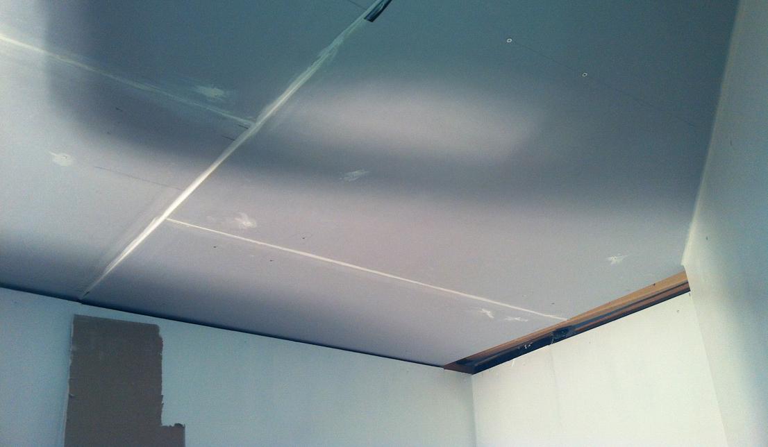 ceiling gaps