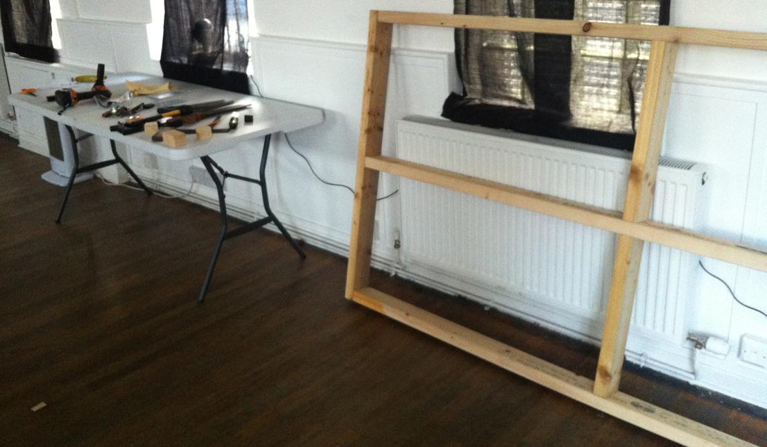 first studio frame