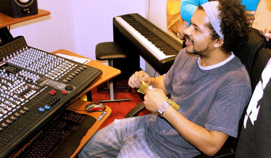 philip in studio