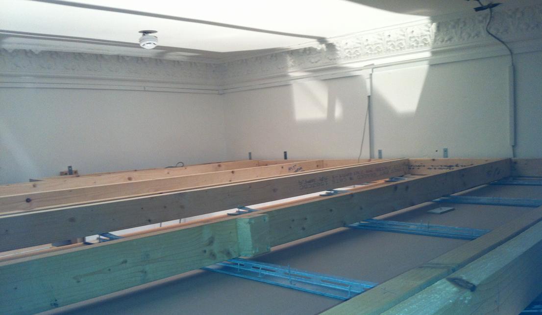 studio crawlspace