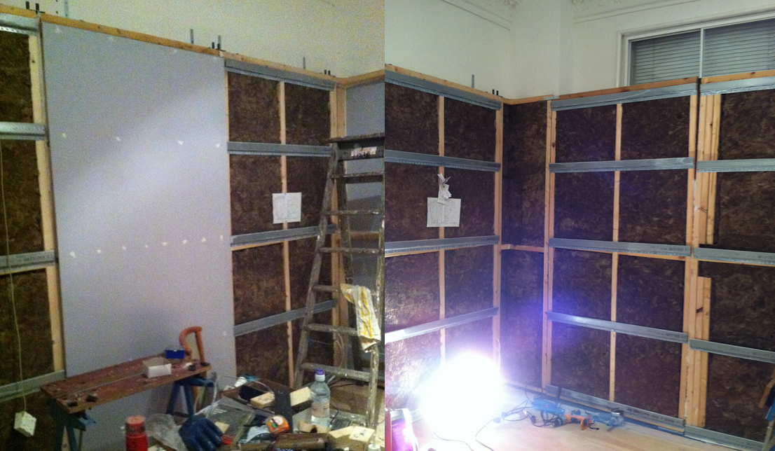 wall panels composite