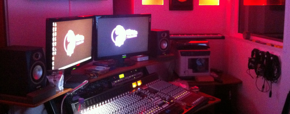 24 Track Digital Recording Studio